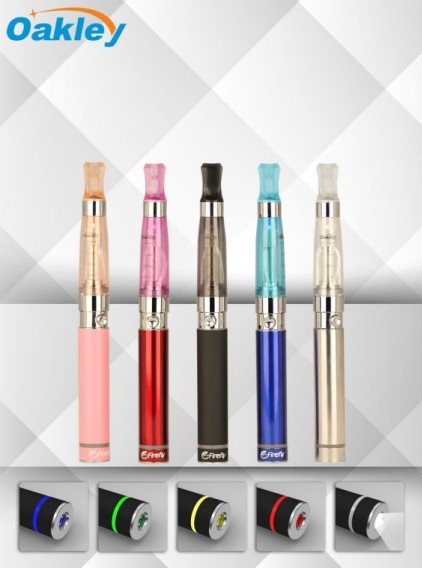 Kit E-Firefly 1100mah CE5 two electronic cigarettes ( duo pack )