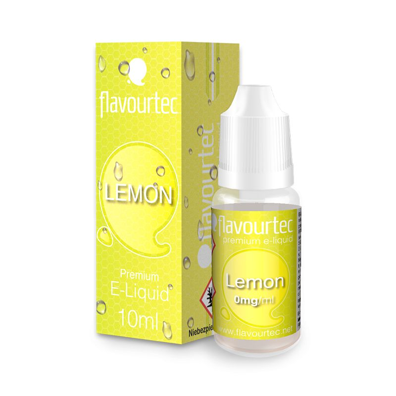 Flavourtec e-liquid 10ml - Lemon