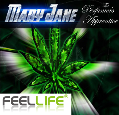 Feellife E-Juice 10ml VG/PG Mix Mary Jane flavour