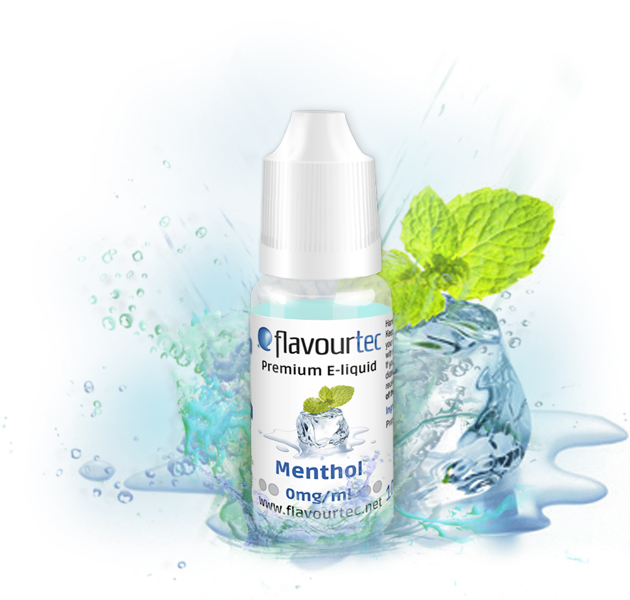 Flavourtec premium e-liquid 10ml - Mint