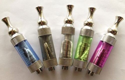 Mini Vivi Nova Clearomizer (C9) 2.5 ml capacity and chromed drip tip