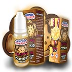 American Stars e-liquid 10ml - Nutty buddy Cookie