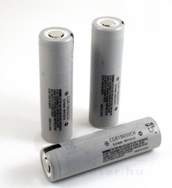 Panasonic 2250mAh CGR18650 Battery