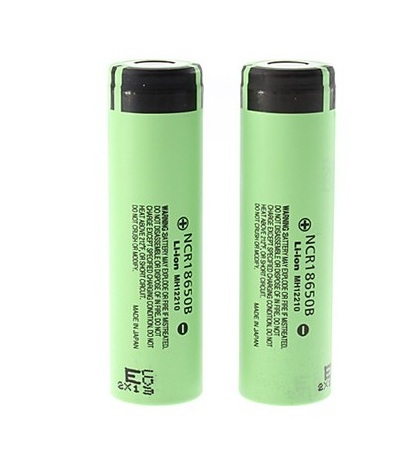 Panasonic NCR 18650B Rechargeable battery 3400mAh