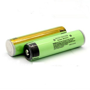 Panasonic NCR 18650B Rechargeable battery 3400mAh With PCB