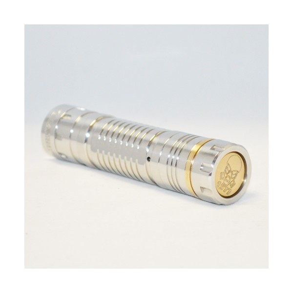 Panzer Stainless Steel Mechanical Mod L-Rider