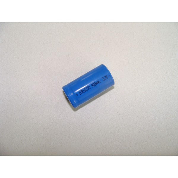 Batterie pour Mini lavatube 18350 750mAh 3.7V Li-ion