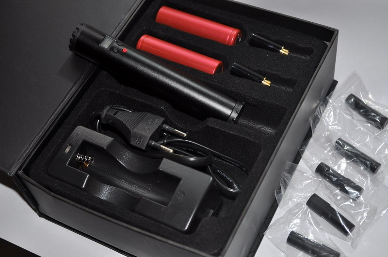 Lavatube - Set Premium - Variable Voltage 6.3 V