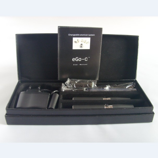 Kit eGo_C 2 electronic cigarettes - 1100 mAh