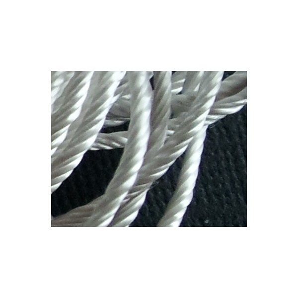 Silica rope 4mm - 1m