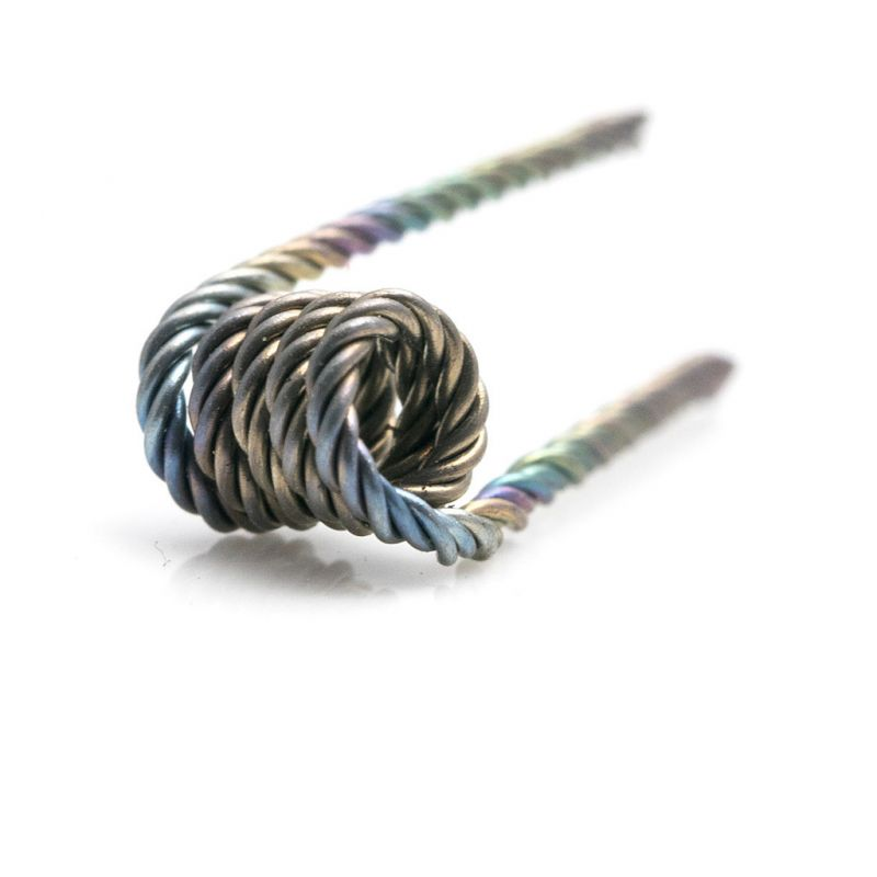 quad twisted wire by wotofo 032mm (1) quad twisted wire 0 4mm wotofo