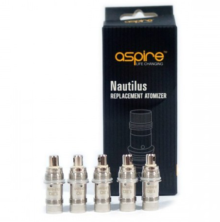Removable resistance for Aspire Nautilus clearomizer