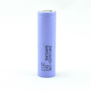 Samsung INR18650-29E 3.7v and 2900mAh battery