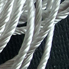 20 X Silica rope 1mm - 10m