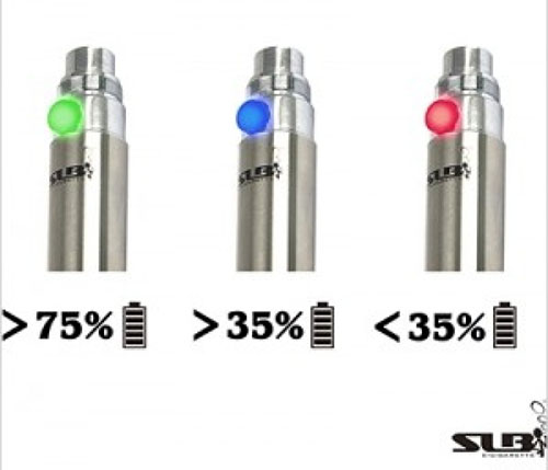 SLB eGo-T 350mah USB passthrough battery