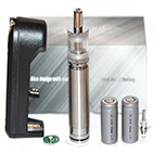 Stainless steel Kamry K103 mechanical Mod starter kit