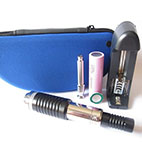 Kamry K100 telescoping mechanical MOD starter kit - Samsung battery