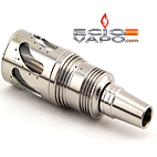 Steam turbine genesis style rebuildable atomizer