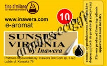 E-FLAVOUR Inawera - sunset virginia - 10ml