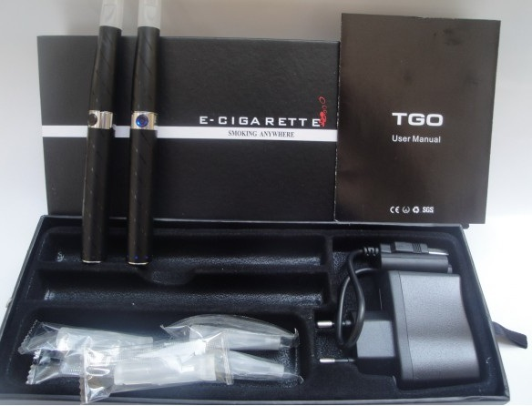 Tgo sailebao | Kit 2 Electronic Cigarettes