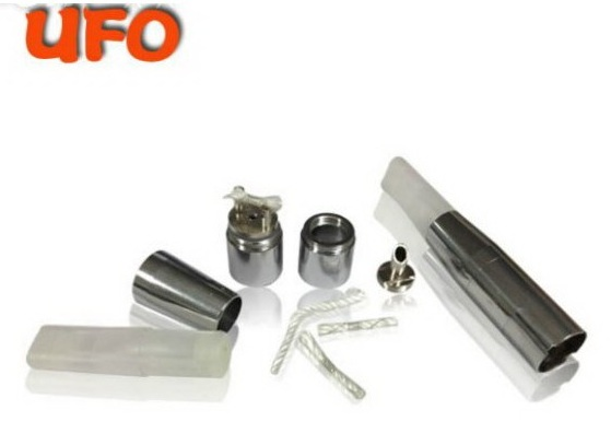 10 X UFO Atomizer with replaceable resistance