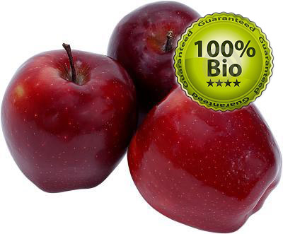 Vapo Bio E-Liquid 10ml pomme (bio 100% naturel)