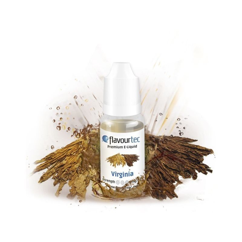 Virginia Tobacco 10ml Flavourtec