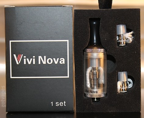 10 X Vision Vivi nova tank system - 3,5 ml kapacitet
