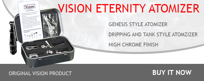 Vision Eternity Atomizer