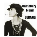 E-liquid Dekang 10ml Silver Label - Centebury Blend