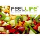 Feellife E-Juice 10ml VG/PG Mix Tutti-Frutti flavour